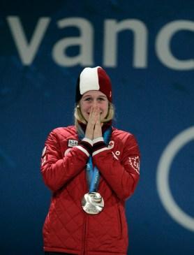 Marianne St-Gelais (Vancouver 2010)