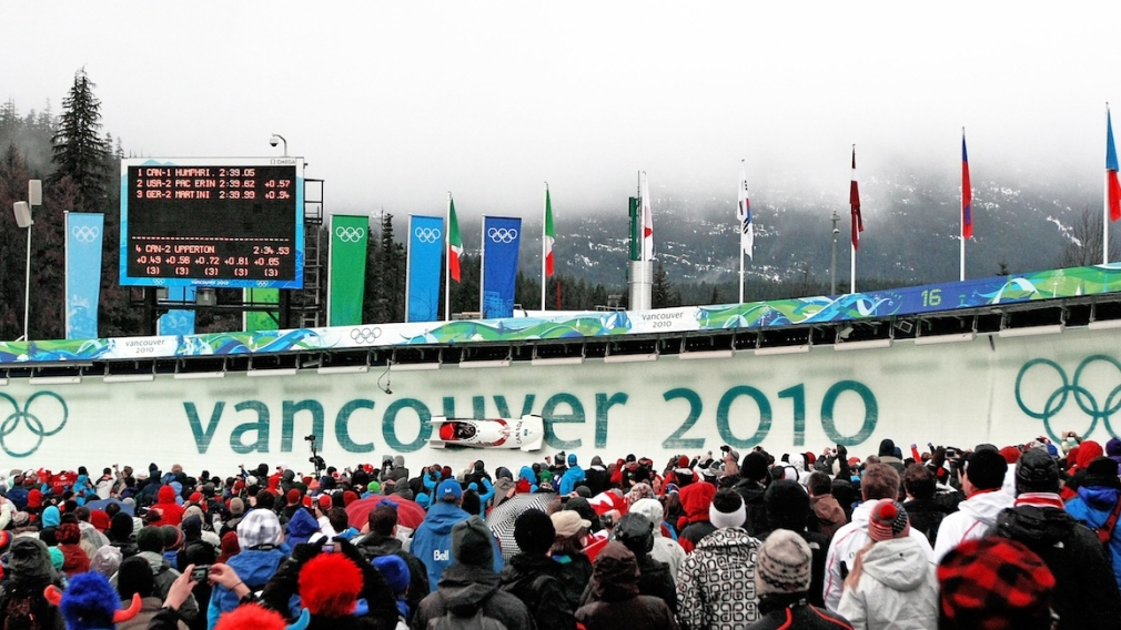 STRIVE: Vancouver 2010 – 10 years