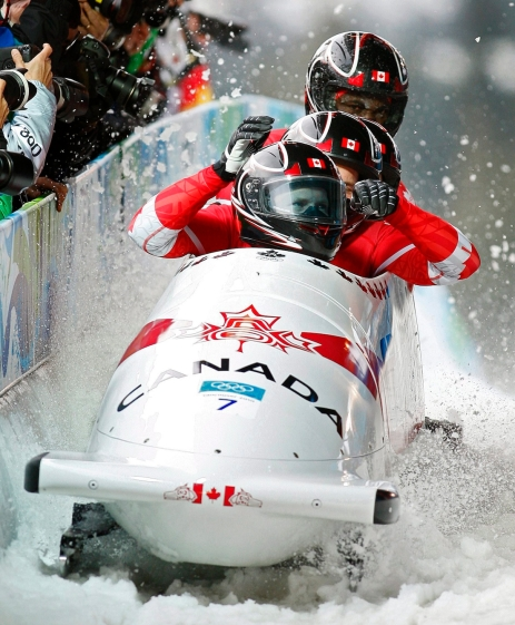 Four-man bobsleigh (Vancouver 2010)