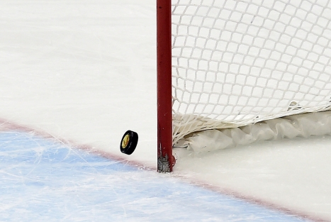 The post that kept Canadian hopes alive in the women's ice hockey final at Sochi 2014.