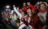 Team Canada celebrates Family Day
