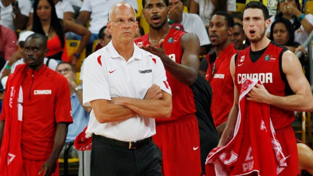 Path to Canadian men's Olympic basketball qualification revealed