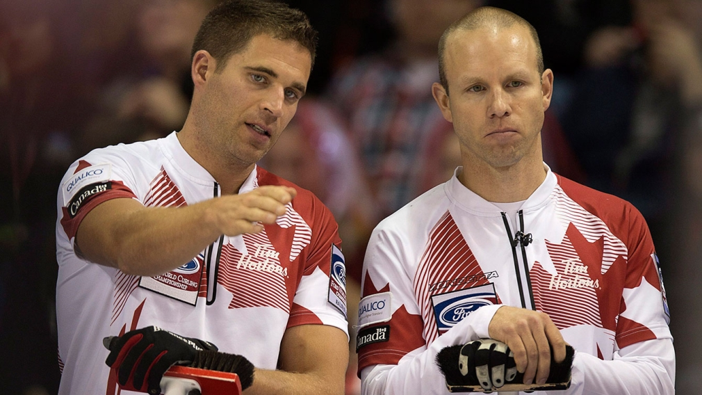 Canadian roundup: Men's curling and women's hockey worlds begin