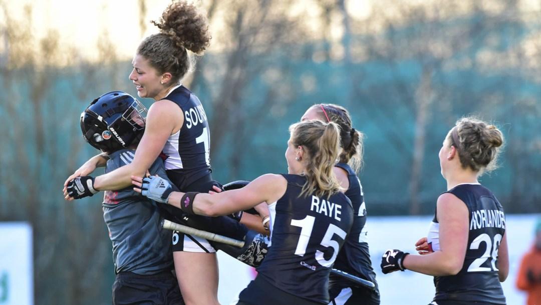 Women's Field Hockey - Canada v. Chile in Ireland