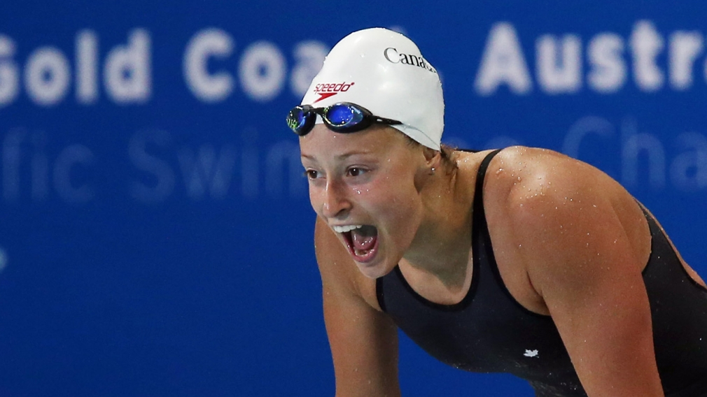 These Canadian swimmers will threaten for medals the next two summers