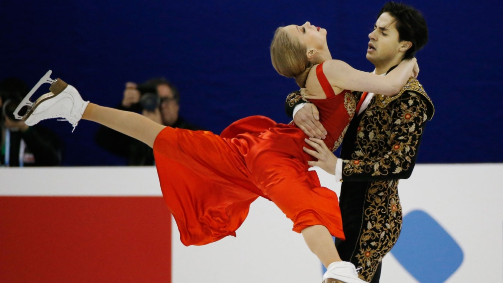 Canadian figure skaters head out on Grand Prix series