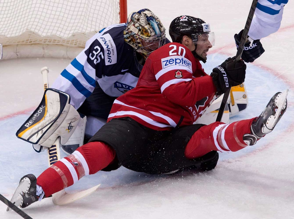 Canada fell to Finland in the quarterfinals of the 2014 tournament in Belarus.