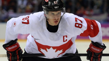 Sidney Crosby is the latest player to join hockey's triple gold club.
