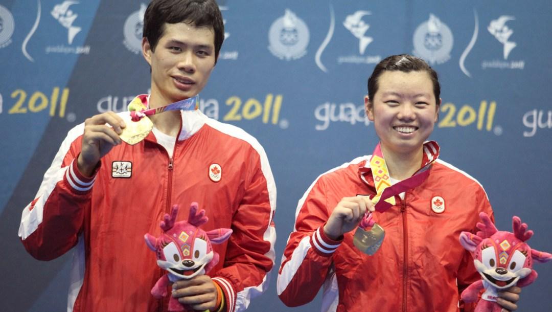 Toby Ng, Grace Gao