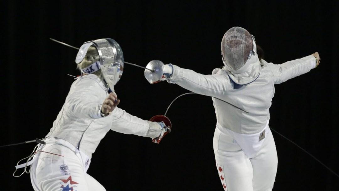 Canada Pan Am Games Fencing