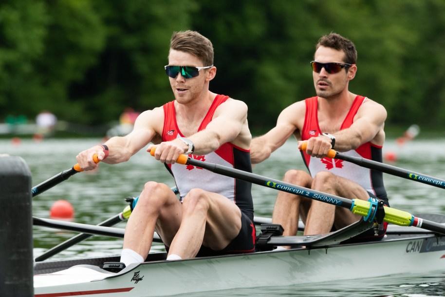 Maxwell Lattimer and Patrick Keane