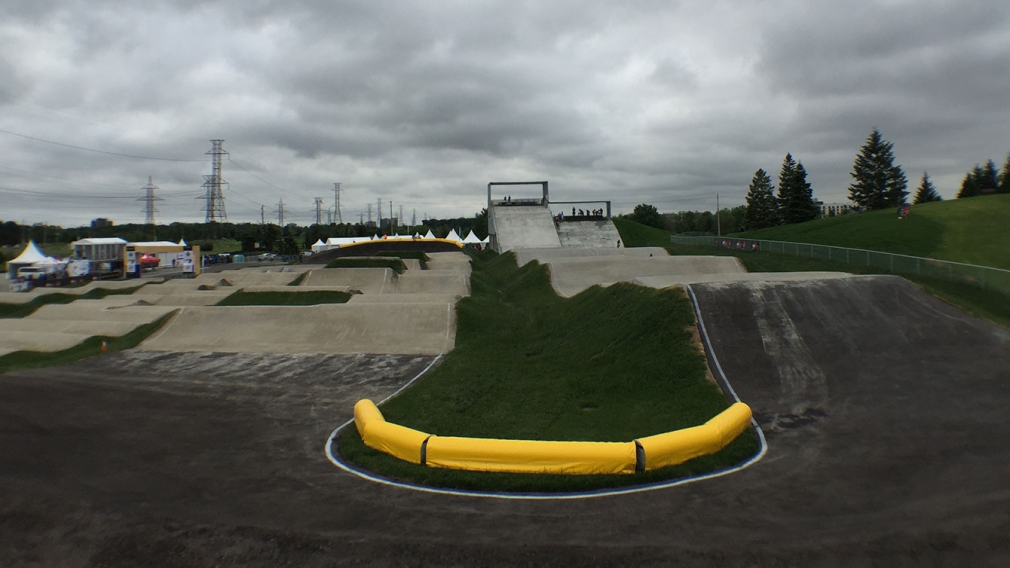 Venue Guide: Centennial Park Pan Am BMX Centre