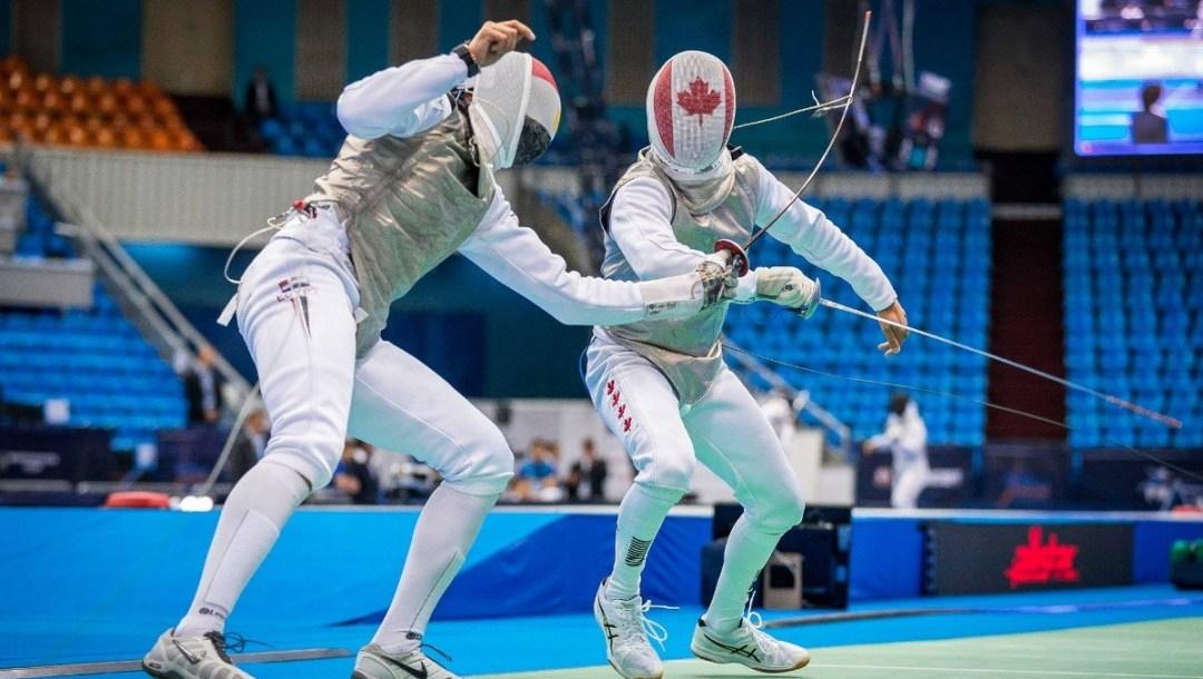 Eli Schenkel Fencing