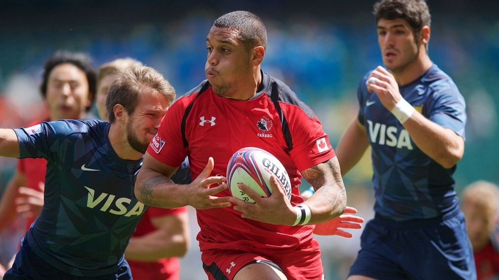 Rugby Canada names 12 men to defend gold at TO2015