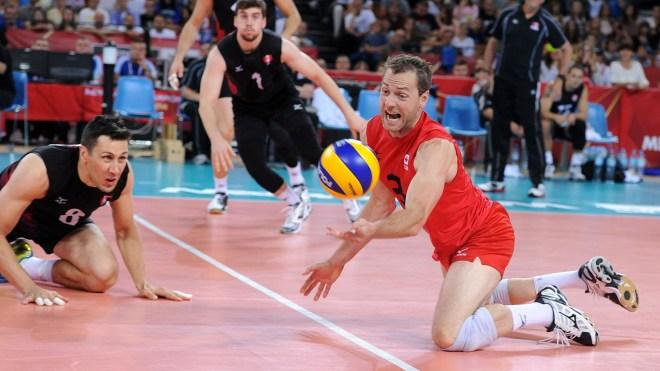 Daniel Lewis (Volleyball Canada)