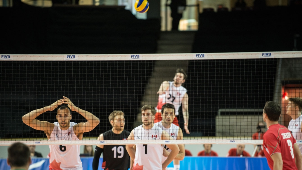 Canada serves up World League win in Summerside