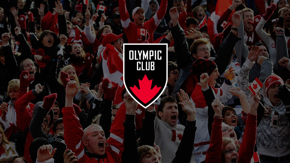 Olympic Club: A new home for Team Canada fans