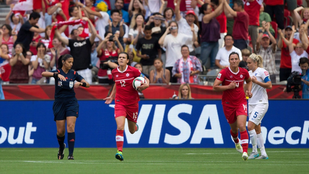 England ousts Canada from FIFA Women's World Cup