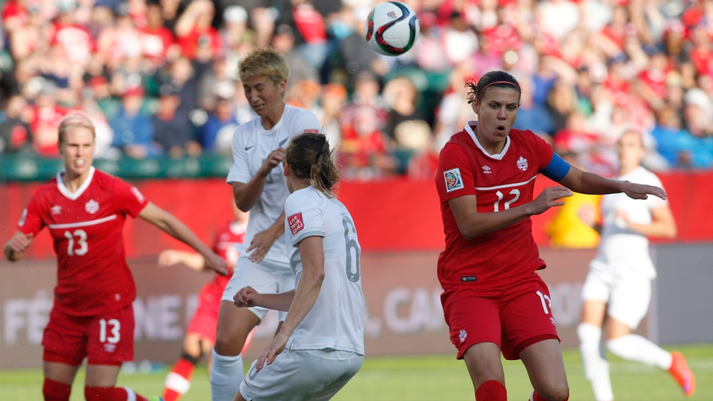 Canada-New Zealand play to Women's World Cup draw