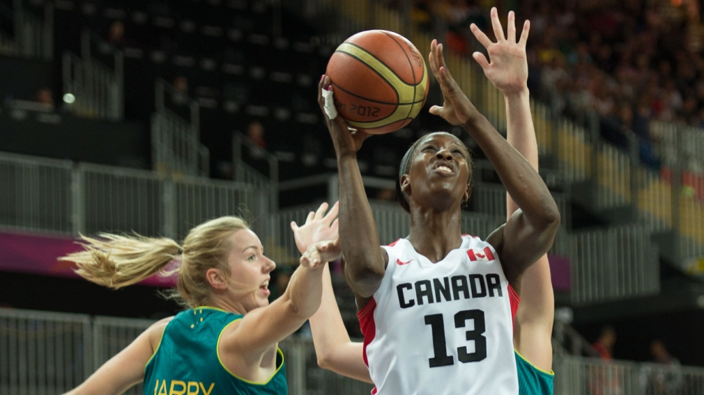 Olympians lead women's basketball team to Pan Am Games