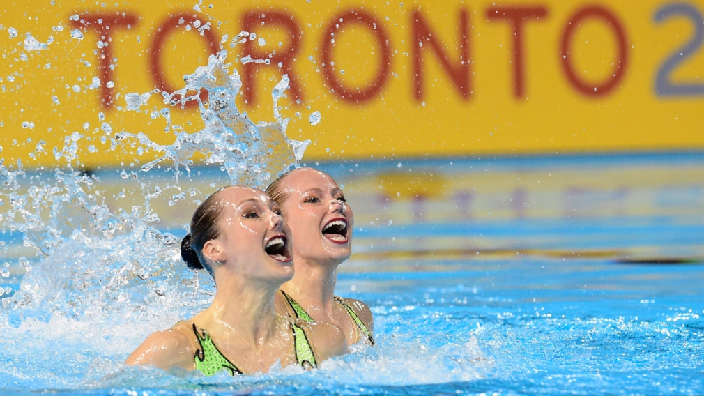 Simoneau and Thomas win synchro duet and Olympic spot