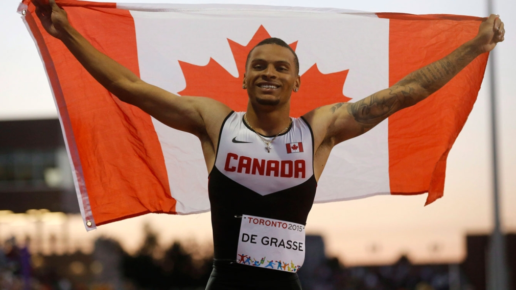 Day 12 Recap: Pan Am's fastest man & 12 more medals