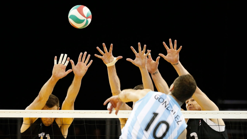 Men's volleyball loses semi to Argentina, will play for bronze