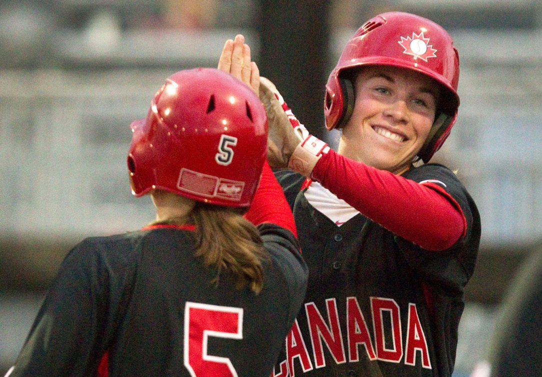 The women's baseball team has advanced to the final where they will take on the USA.
