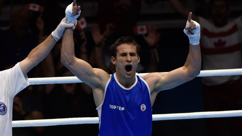 Biyarslanov headlines as Canada's lone boxer at worlds