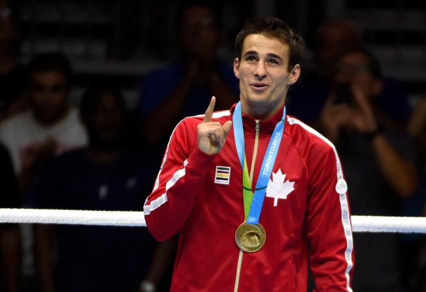 Arthur Biyarslano with his medal
