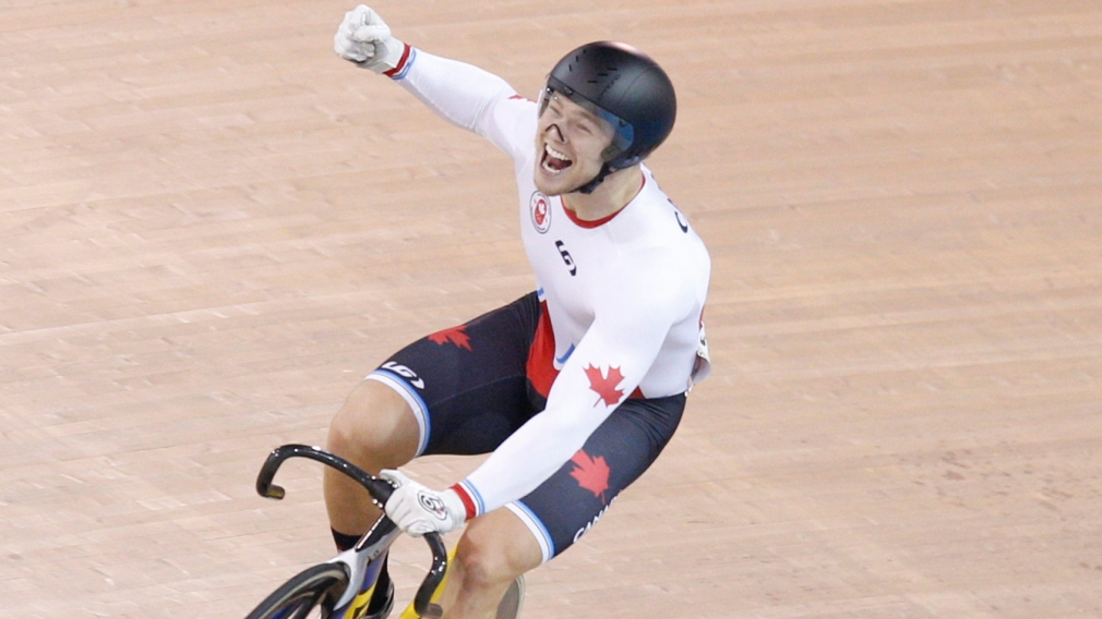 Barrette gets Pan Am gold for Canada in men's sprint