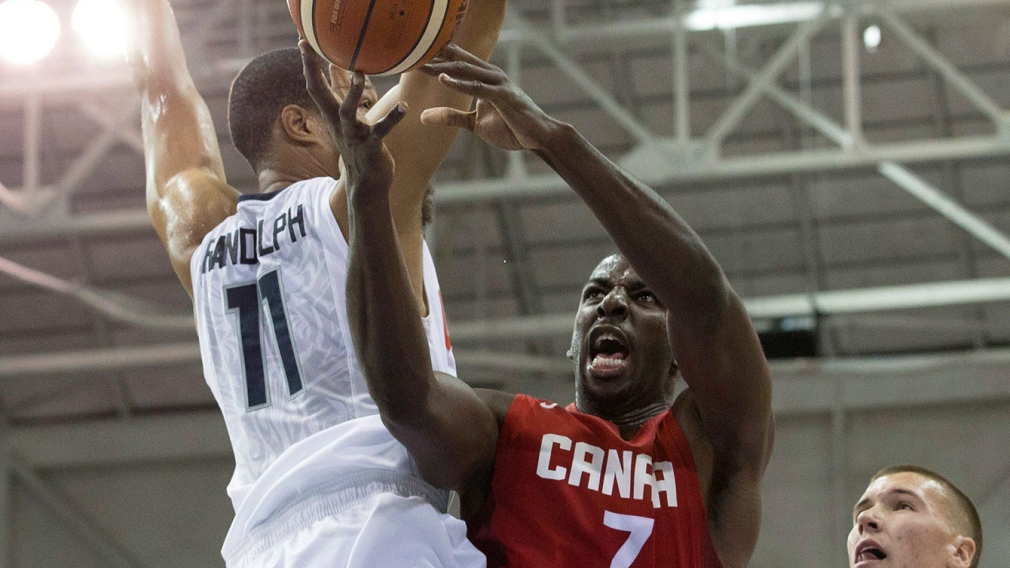Canada beats US in OT to qualify for Pan Am basketball final