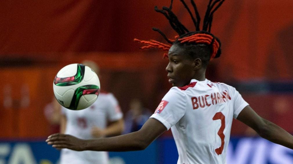 Buchanan among young stars set for Pan Am football