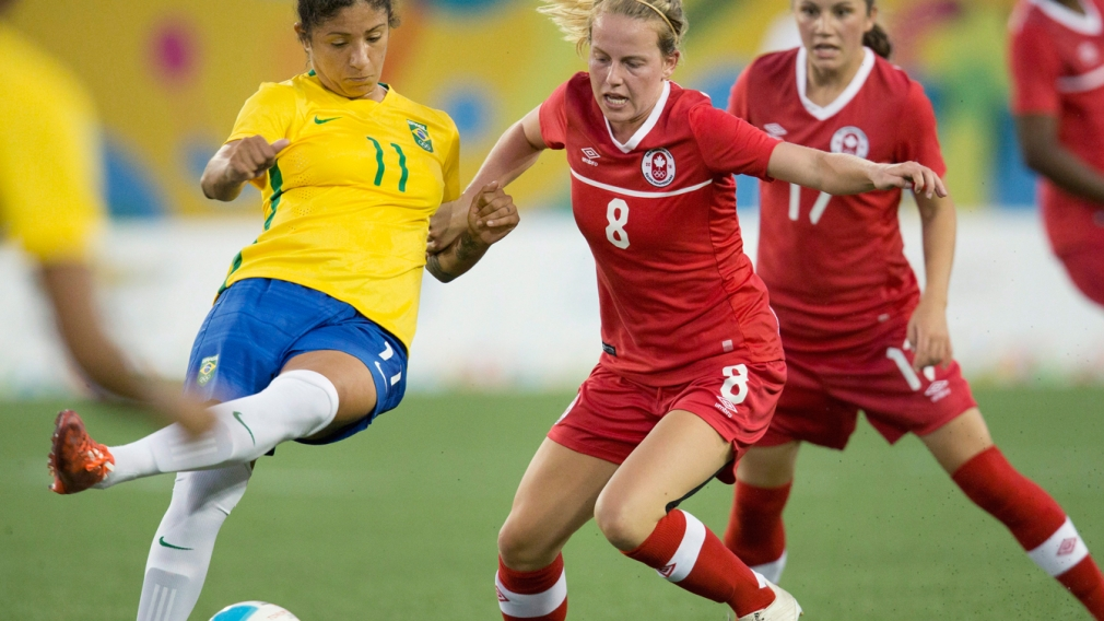 Brazil loss aside, Canadian women to play in Pan Am football semis