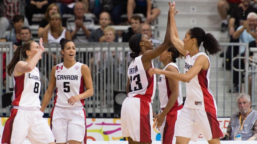 Update: Canada to meet USA in Pan Am women's basketball final