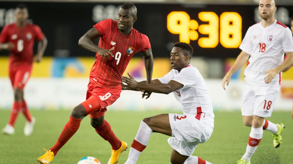 Canada holds Panama to draw keeping men's TO2015 football hope alive