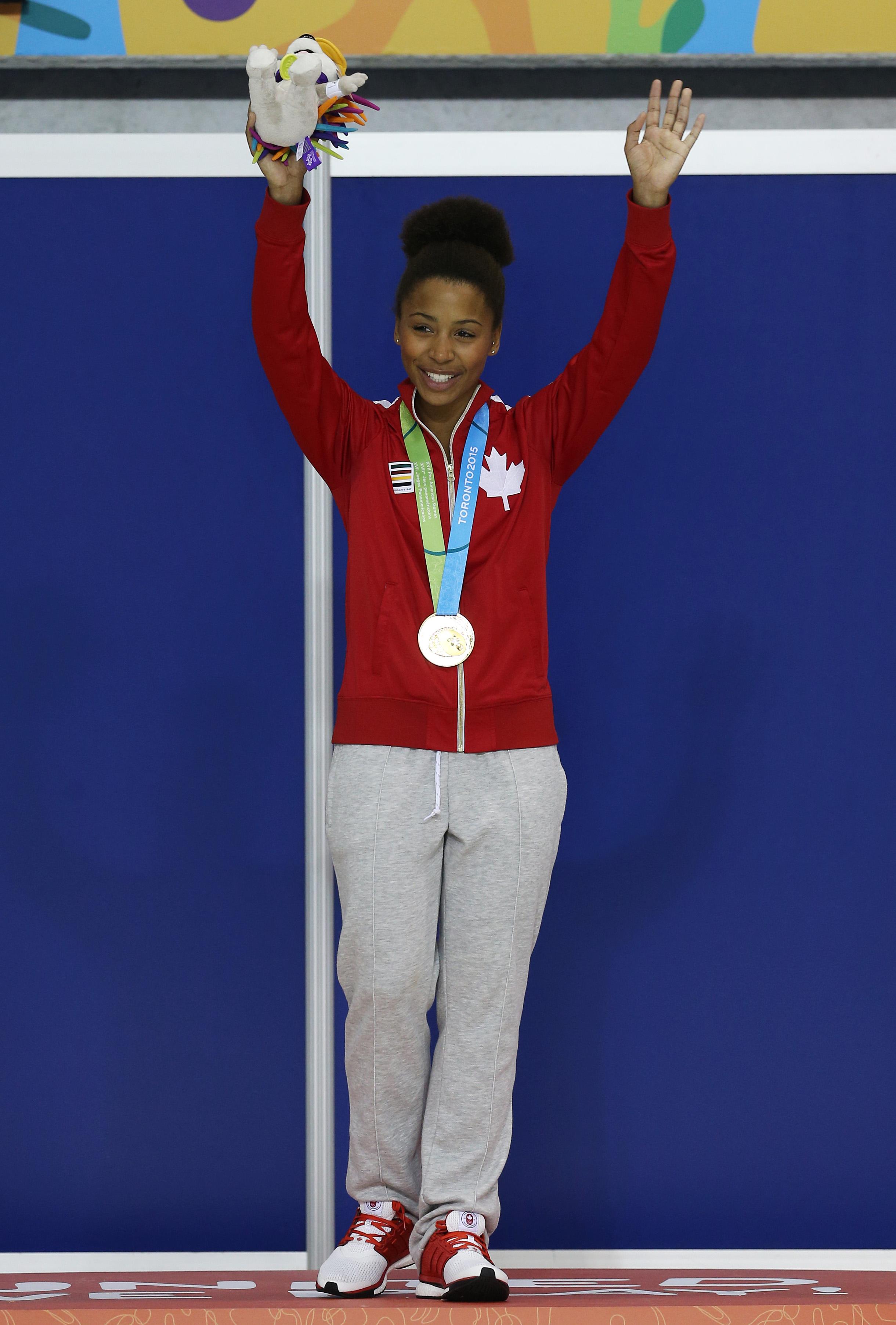 Help Build an Olympian - Jennifer Abel talks Daily ...  Jennifer Abel