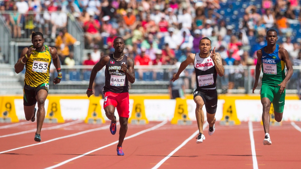 Sprint champs to be crowned, decathlon begins on Wednesday