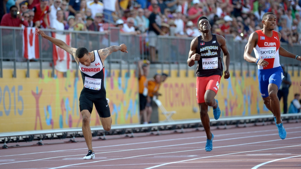 Day 14 Recap: De Grasse sprint double & basketball breakthrough