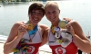 Four medals in four finals for Canadian rowers at Toronto 2015