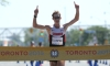 Dunfee & Gomez go 1-2 for Canada in Pan Am race walk at TO2015