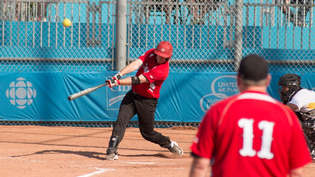 Update: Men's softball goes for Pan Am gold in Ajax on Saturday