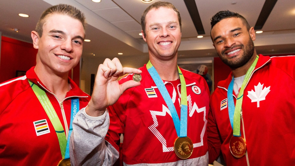 Did the lucky loonie guide Canada to Pan Am baseball gold?