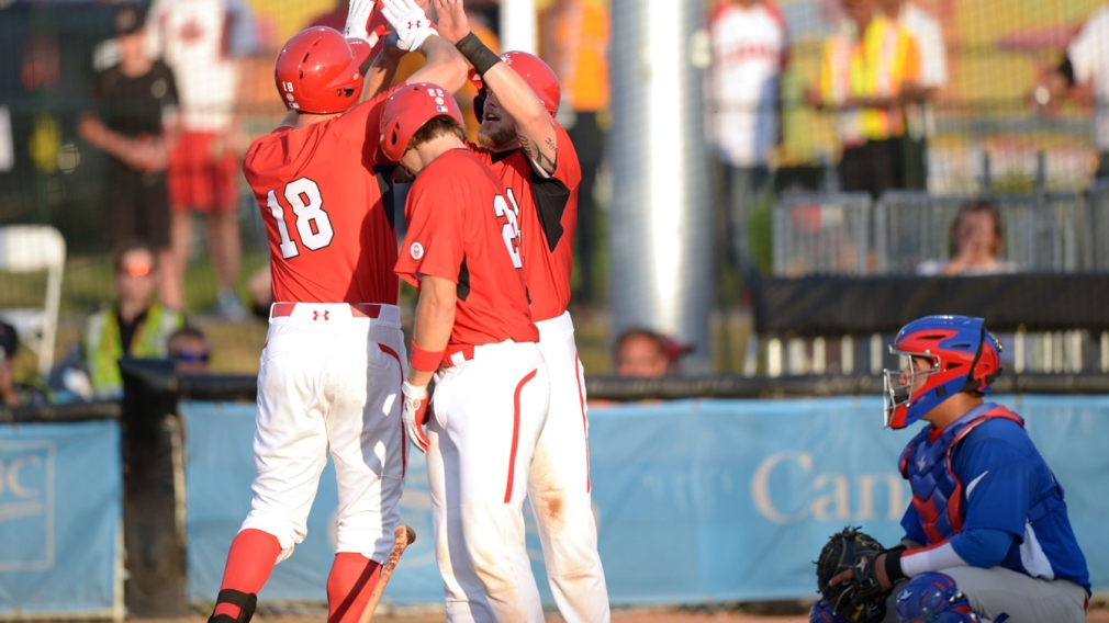 Canadian men's baseball team set to defend Pan Am title