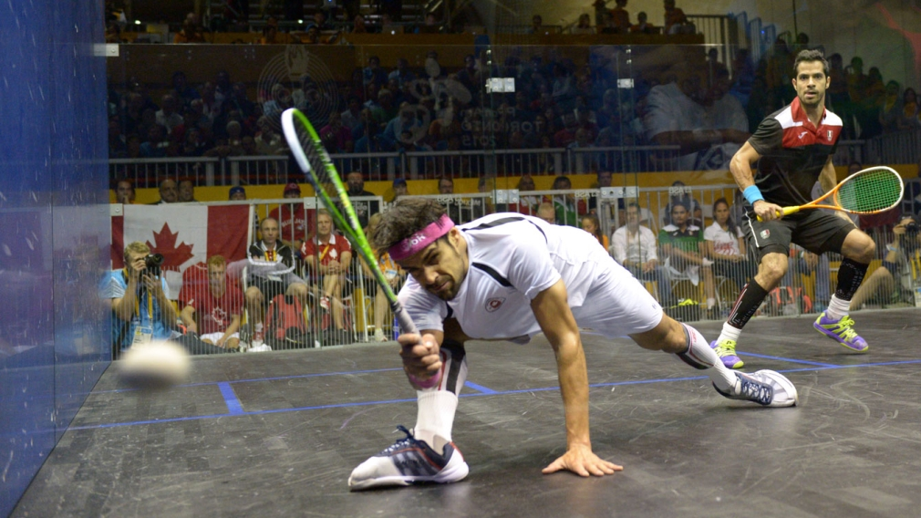 Squash team wraps Pan Am Games with gold, leaves TO2015 with six medals