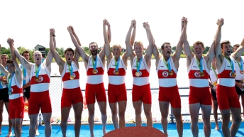 Canada men's eight - TO2015