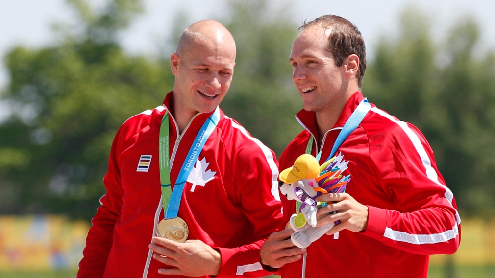 Help Build an Olympian – Paddling with Ben Russell and Gabriel Beauchesne-Sevigny