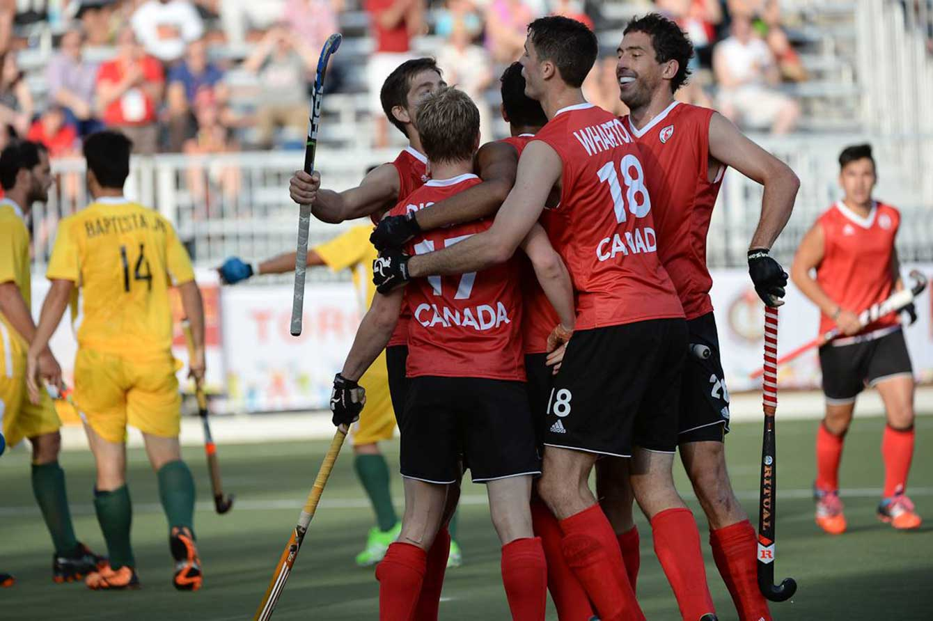 Team Canada qualifies for Rio in the semi final match at TO2015