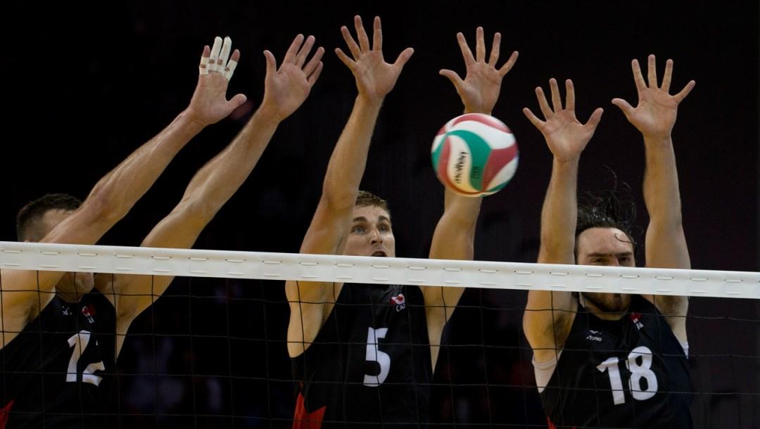 Men's-volleyball