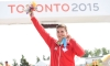 Nyhaug wins BMX Pan Am gold in dominant fashion